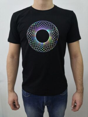 Футболка мужская NOMO «Hologram»