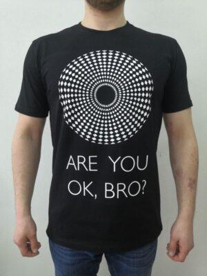 Футболка NOMO «Are you ok, bro?»